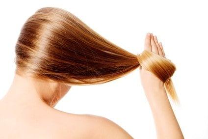 pelo fino y sedoso